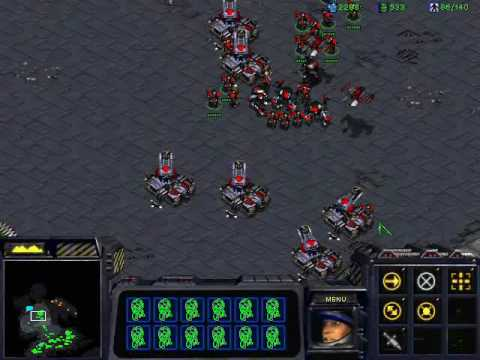 Image result for terran screenshot of mission 5