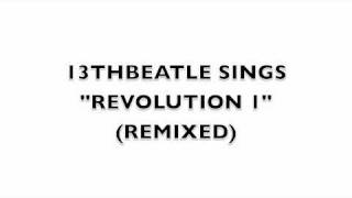 REVOLUTION 1-BEATLES COVER
