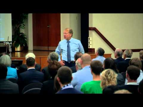 B&E Distinguish Speaker Series - John Chambers