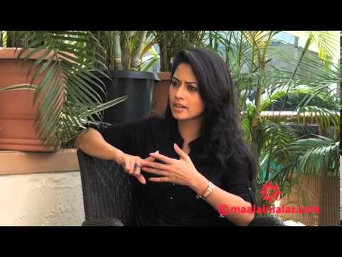 Actress Pooja Exclusive, By Video.maalaimalar video