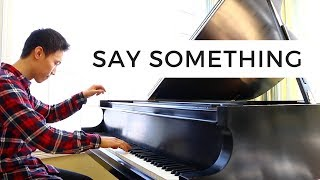 Download Lagu Justin Timberlake - Say Something (Piano Cover) - YoungMin You Gratis STAFABAND