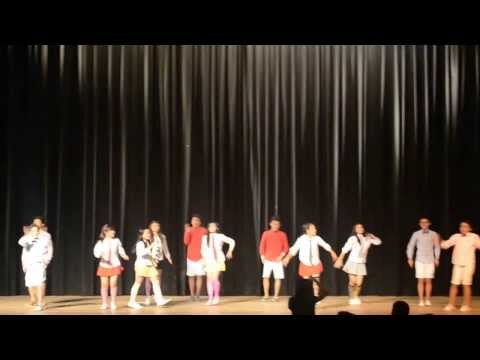 Ub Dance Troupe whoops Kiri!! video