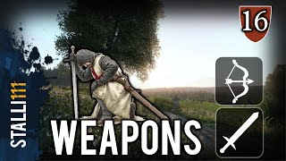 ►Kingdom Come: Deliverance | Weapons and Weaponry