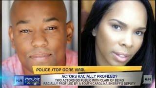 Cherie Johnson & Dennis White harassed by SC Sheriff's deputy
