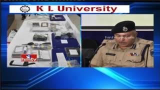 Cyber Crime Police Arrested Online Cheating Fraudster Team   Hyderabad   HMTV