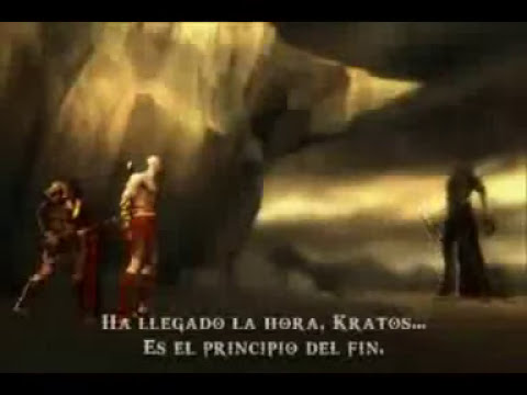 GOD OF WAR GHOST OF SPARTA LA PELICULA ESPAÑOL.