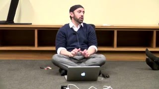 IC Reflections Halaqa | Imam Khalid Latif