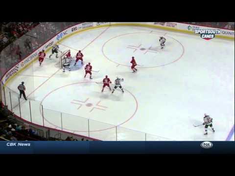 Minnesota Wild vs. Carolina Hurricanes 06.03.2015
