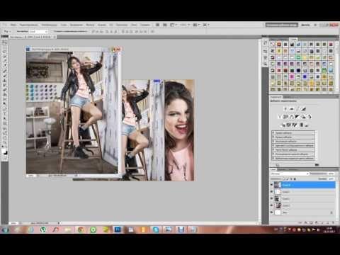 Как сделать аватарку цветной 960
