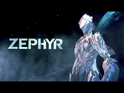WARFRAME Zephyr Rises Update Trailer (PS4)