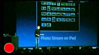 Apple demos iCloud photo-stream