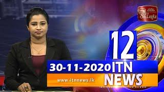 ITN News 2020-11-30 | 12.00 PM
