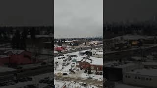 November 9, 2017 Calgary Alberta strange noise