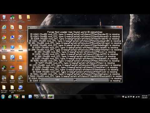 How To Install Mods On Cracked Minecraft ANY Version!