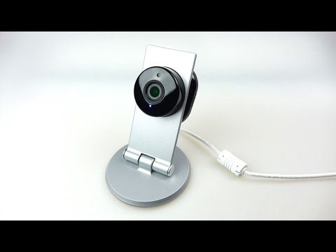 Cheap HD WiFi IP Camera -The Tenvis TH671 REVIEW