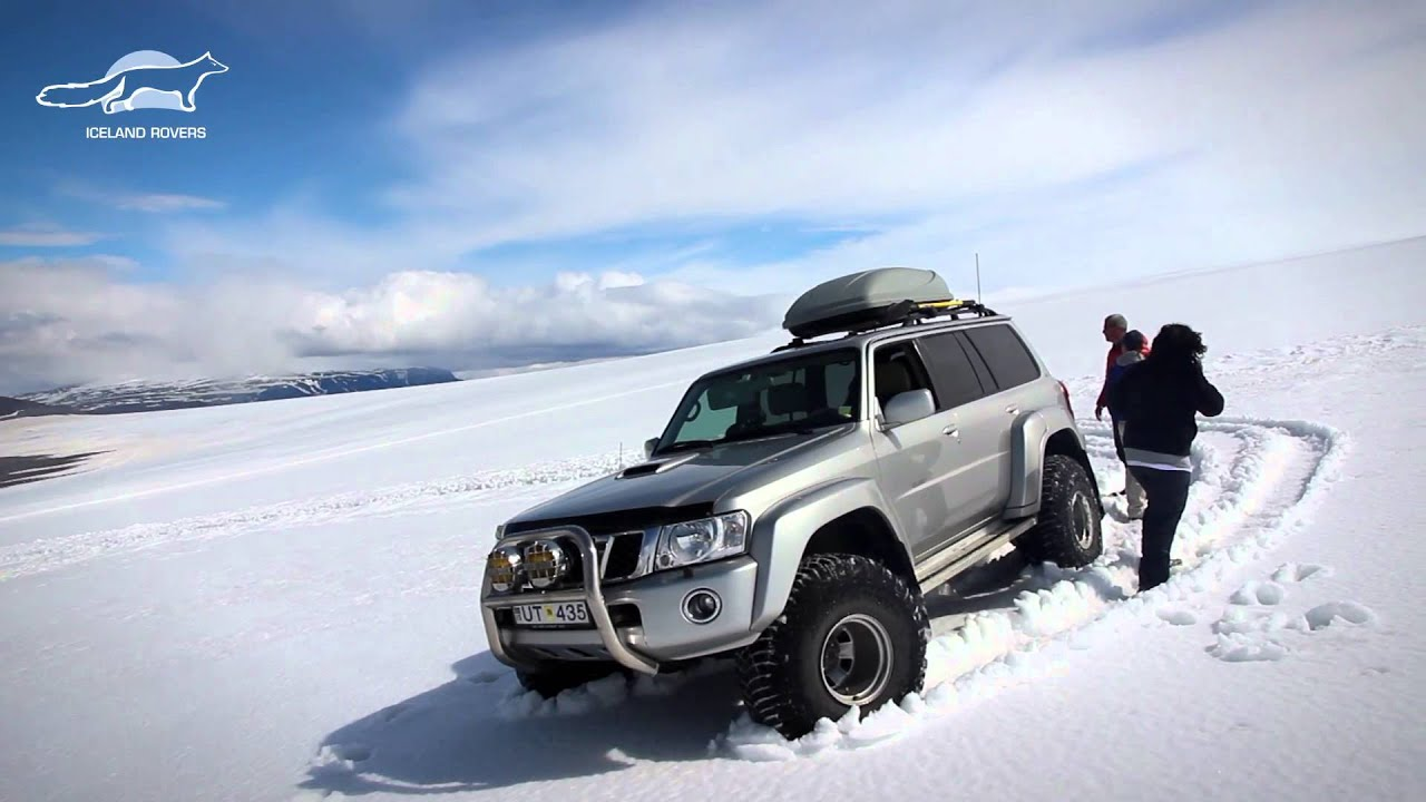 Iceland Winter Jeep Tours