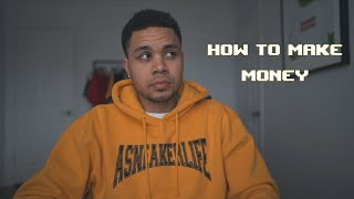 How To Make Money! Tips For Young Sneakerheads