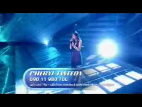 Cheryl Tweedy - Right Here Waiting Video