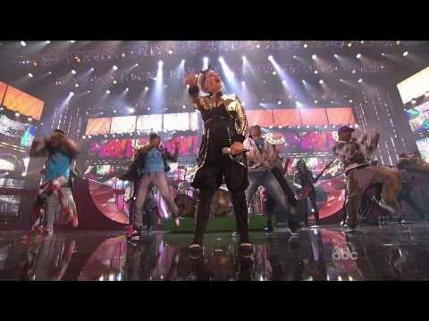 Pink Raise Your Gl American Music Awards 2010 Hdtv 720p