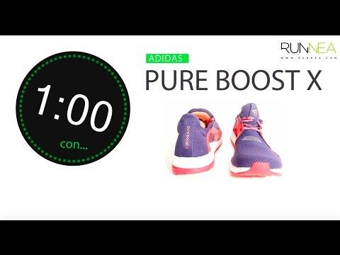 Adidas PureBoost X, por fin una zapatilla de running para NOSOTRAS