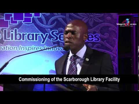 Spotlight - Commissioning of the new Scarborough Library Facility 24 February, 2015
