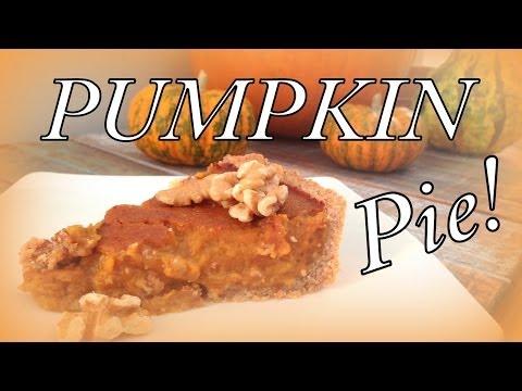 Healthy Pumpkin Pie   Cheap Clean Eats