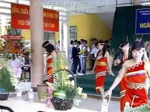 Múa: Chiều lên bản Thượng - C08KT2 CĐ Nghề Tp Hồ Chí Minh