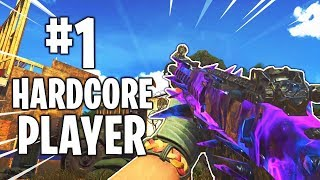#1 HARDCORE PLAYER!: LEVEL 1000 In BO4!: #2 In The World(KC): Black Ops 4 Gameplay