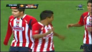 GUADALAJARA chivas - RED BULLS new york 3-2 amistoso 2011