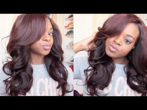 Alimoda Hair Aliexpress Review + How I Curl My Hair - ifyyvonne