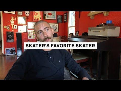 Skater's Favorite Skater: Dakota Servold