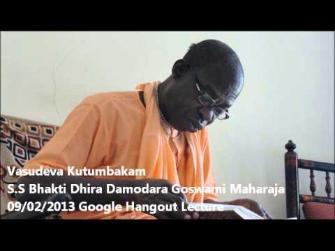 Vasudeva Kutumbakam video