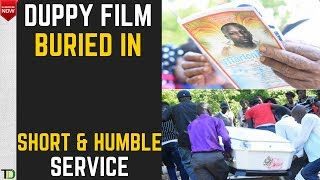 DUPPY FILM gets SHORT and HUMBLE Funeral SERVICE with a DESOLATE last lap! (12.11.2017)