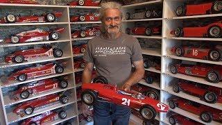 Ferrari F1 Models - Amazing Collection of Milan Paulus