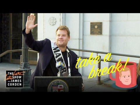 Take a Break: Mayor of Los Angeles