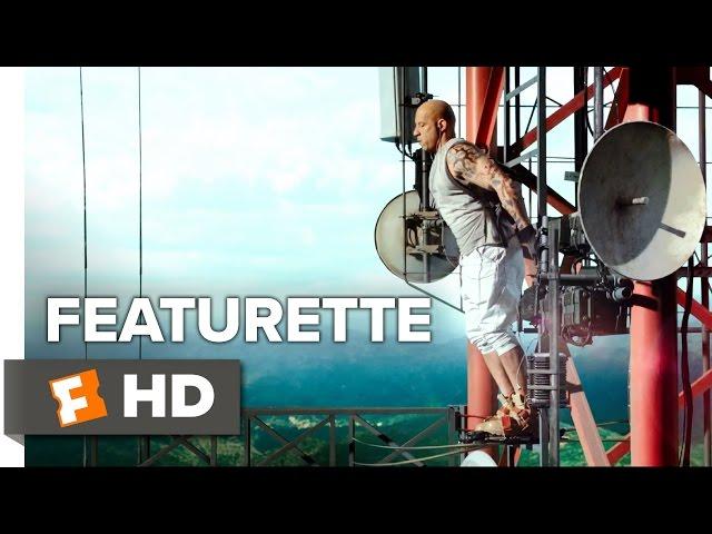 xXx: Return of Xander Cage Featurette - Jungle Jibbing (2017) -  Vin Diesel Movie