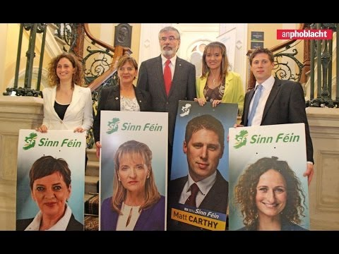 EU election: A choice between Austerity MEPs or Sinn Féin's alternative