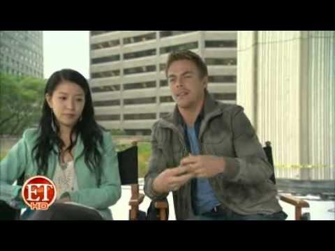[Make Your Move 3D] BoA & Derek Hough on Entertainment Tonight (ET)