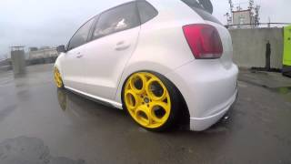 FYZ Medya & Air Ride Volkswagen Polo Car Trailer