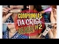 COMPRINHAS DA CRISE #2: TUDO DO SAARA! (MAKE E ACESSÓRIOS)