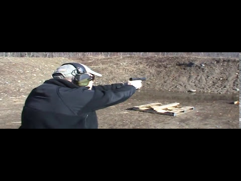 FBI Pistol Qualification Course