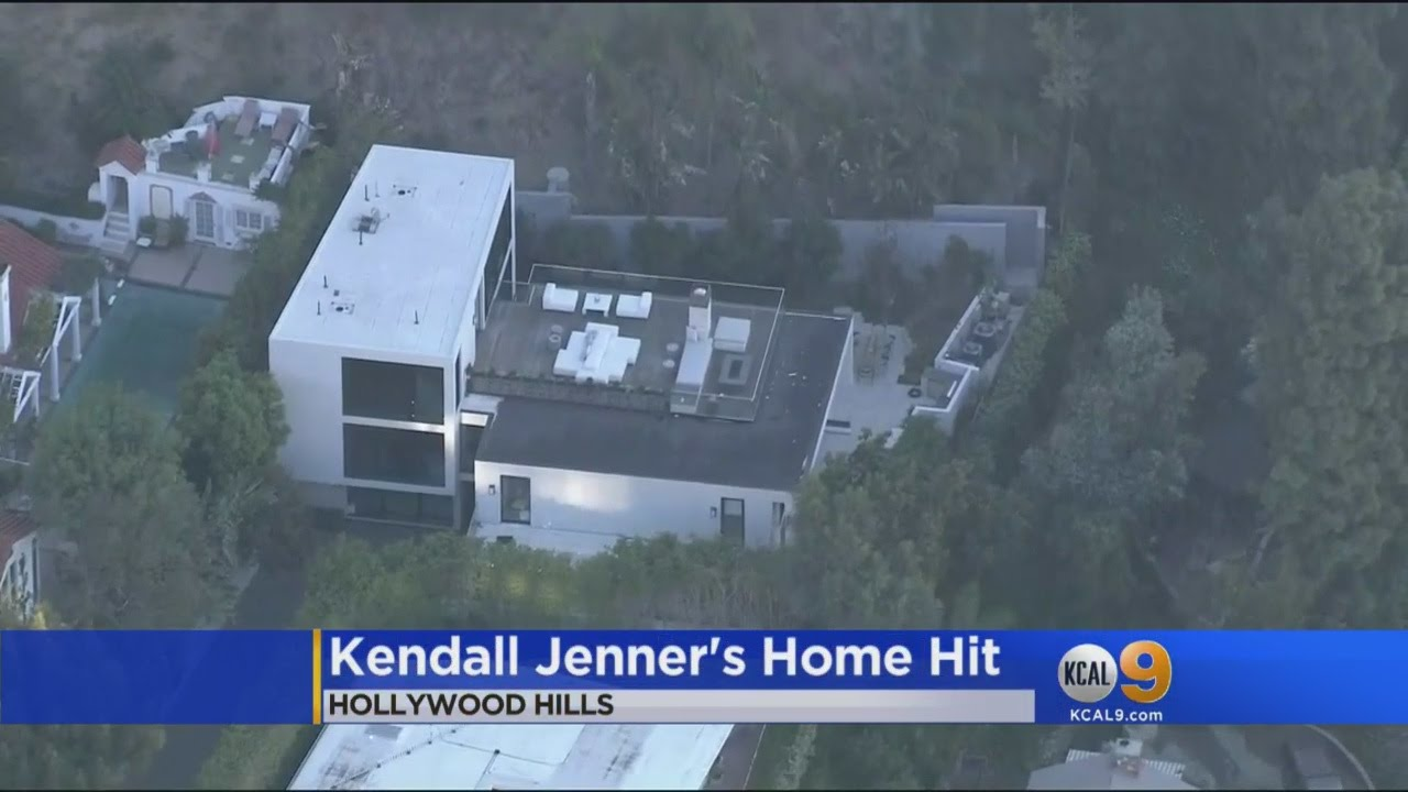 Kendall Jenner Latest Celebrity To Be Hit By Burglars