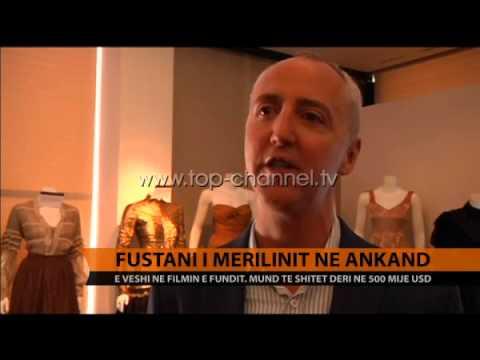 Fustani i Marilyn Monroe, në ankand - Top Channel Albania - News - Lajme