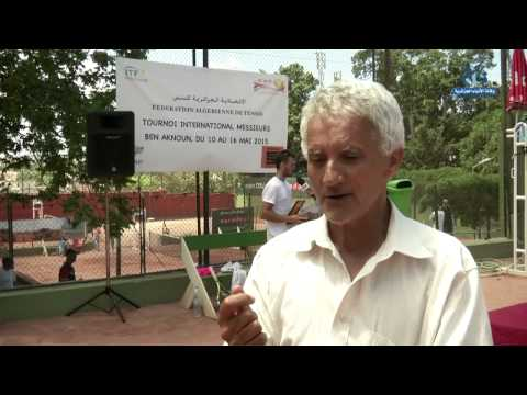 رياضة التنس بالجزائر في حاجة أكثر للتطوير