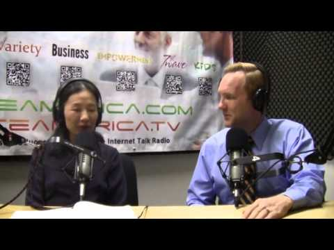 Dr Tong Li and Kurt Wihelm talks about prevention of acne scar