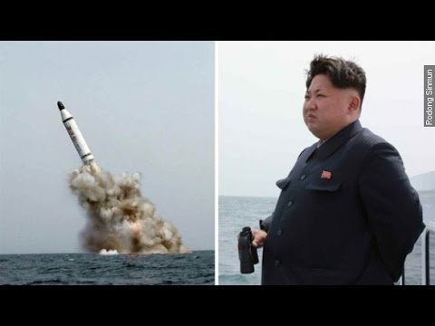 North Korea Sub Missile Would Add To Threats, If Confirmed