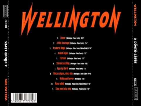 Wellington - Álarc Nélkül