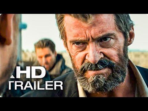 LOGAN Trailer (2017) X-Men Wolverine