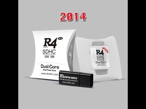 Configurar R4 SDHC Dual-Core 2014 (3Ds. Nds. 2Ds. Dsi)
