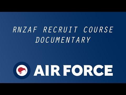 Documentary - RNZAF Recruit Course